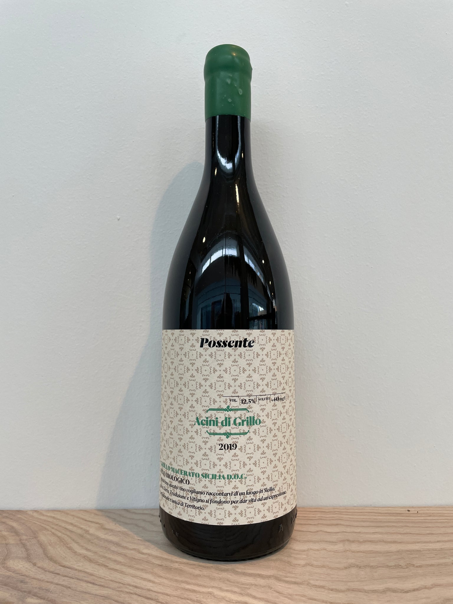 Possente - Acini del Grillo (750mL)