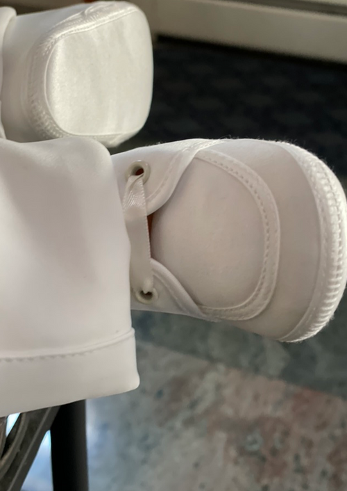 Made in Italy Boys Christening Shoes - Sara's Exclusive!
