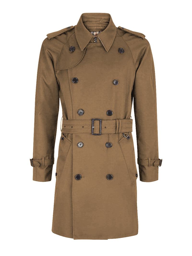Corby Double Breasted Trench Coat