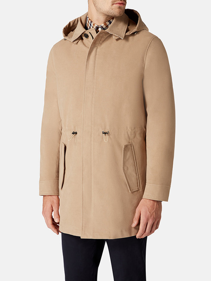 Malcolm Cotton Parka