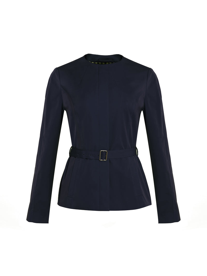 Cora Blouson In Navy