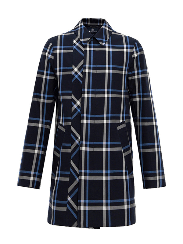 Brentwood Large Check Raincoat