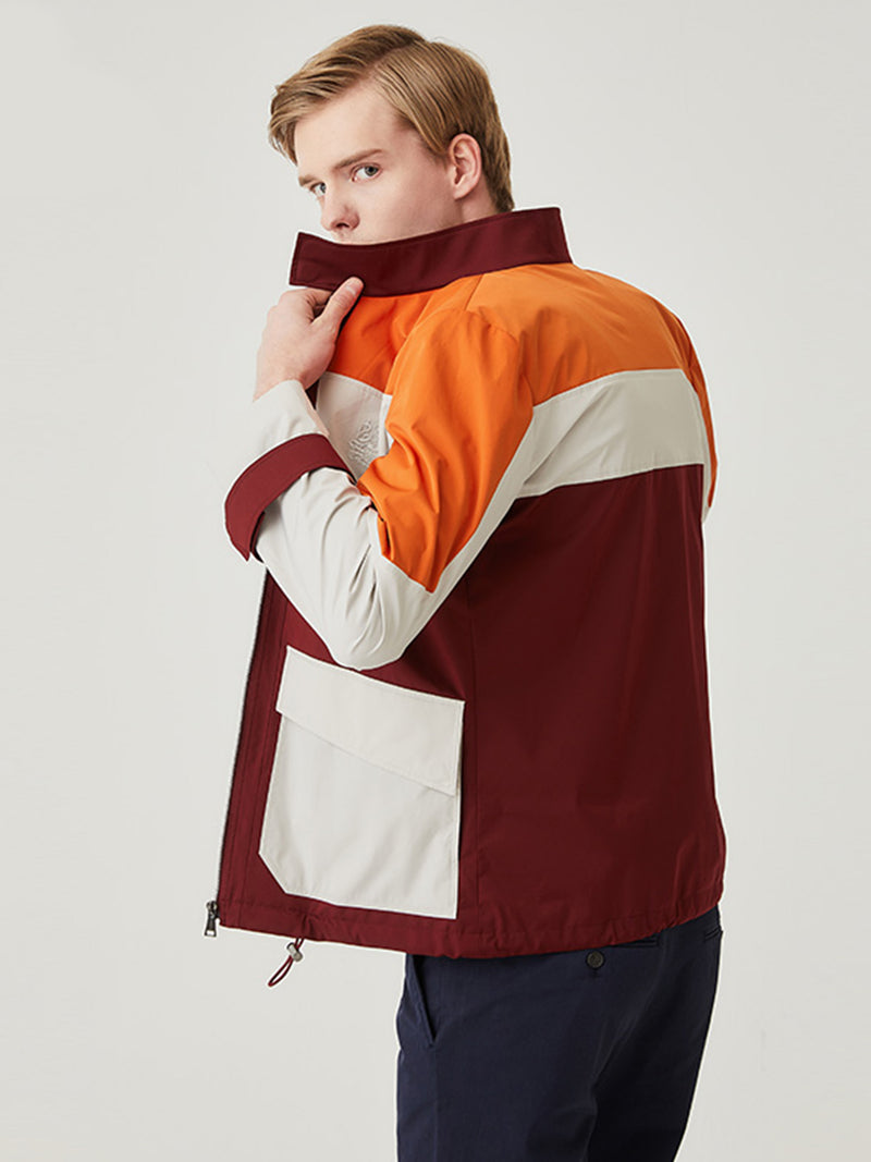 Rothwell Blouson In Stone