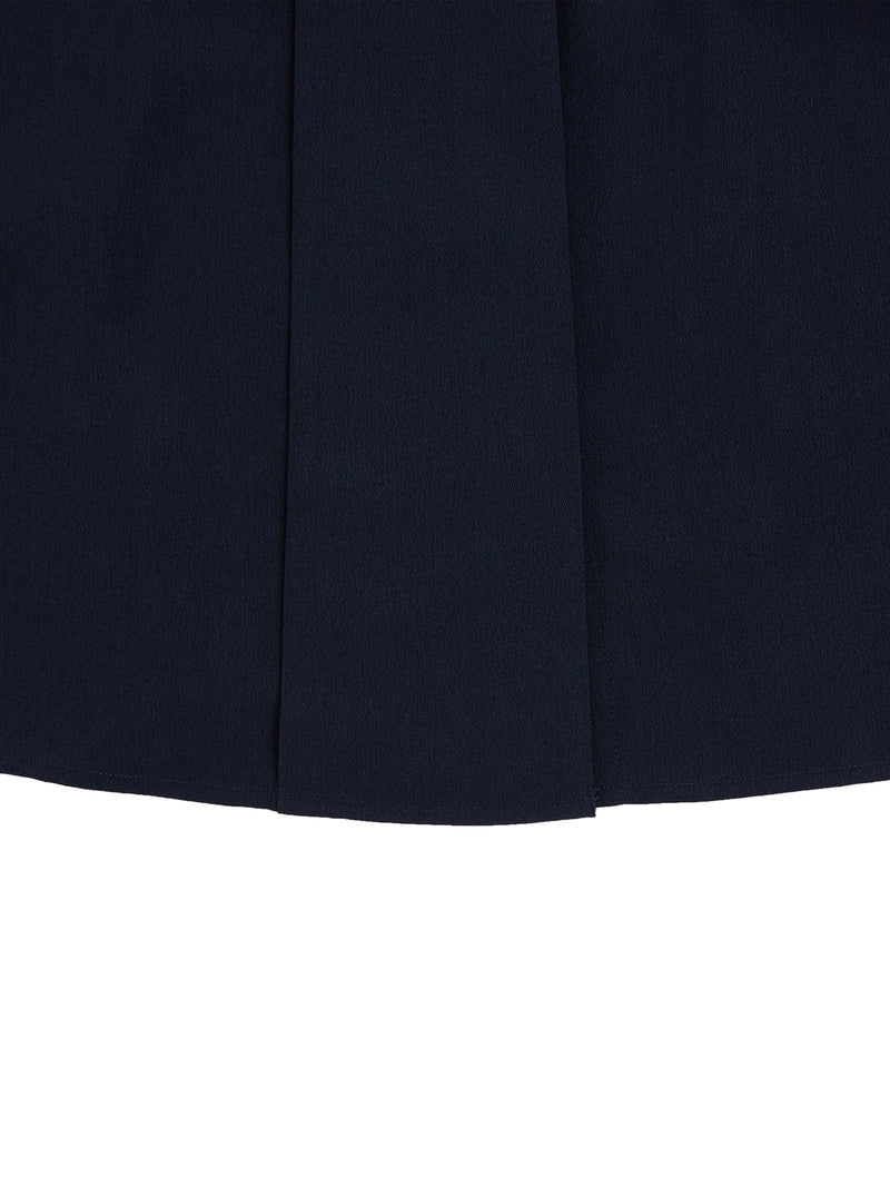 Romane Blouse In Navy