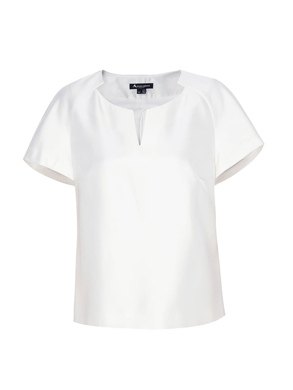 Voletta Top In Ivory