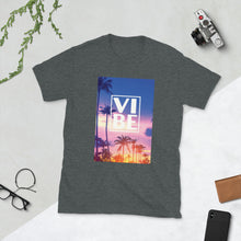 Load image into Gallery viewer, Vibe Short-Sleeve Unisex T-Shirt