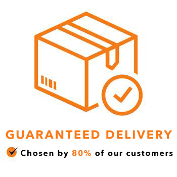 Delivery Protection and Guarantee (-50%)