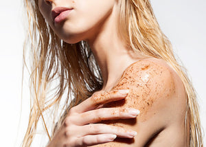 Sugar exfoliation for dry and sensitive skin