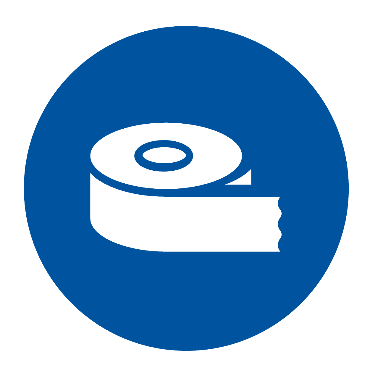 Tape Icon by Vectorstall from the Noun Project