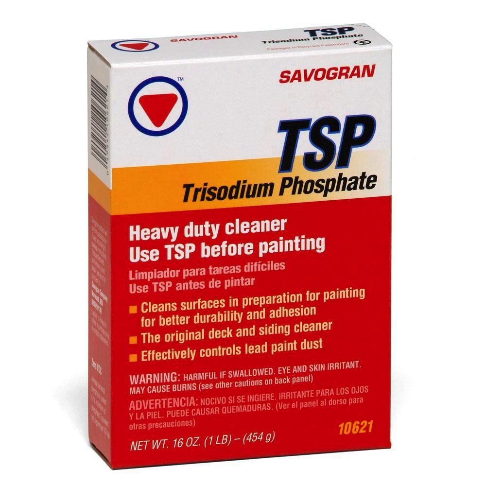 SAVOGRAN TSP 1 LB, available at Kelly-Moore Paints for Contractors.