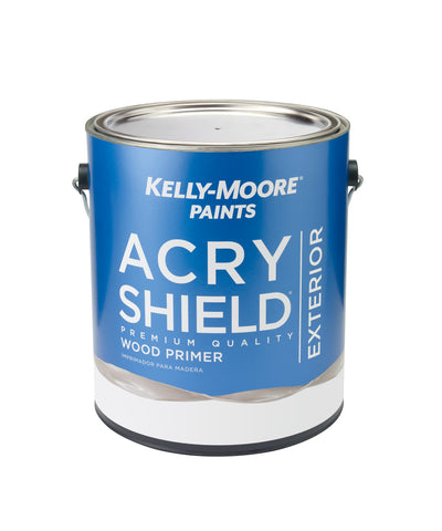 Kelly-Moore AcryShield Exterior Wood Primer Gallon