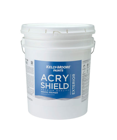 Kelly-Moore AcryShield Exterior Wood Primer 5 Gallon