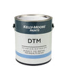DTM Primer & Finish, available at Kelly-Moore Paints for Contractors.