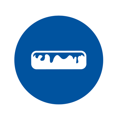 Paint roller cover icon. Contractors can shop all their paint roller cover needs at Kelly-Moore Paints.