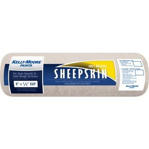 "9"" Nap AAA Merino Sheepskin Roller Cover, available at Kelly-Moore Paints for Contractors."