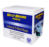 Colored Tee Shirt Wiping Cloths 8# Box, available at Kelly-Moore Paints for Contractors.