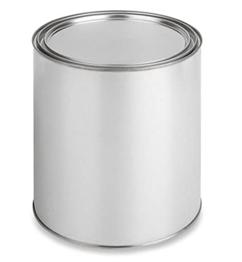 Touch Up Can w/ Lid (Quart) 0047-018, available at Kelly-Moore Paints for Contractors.
