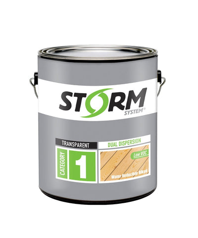 Storm Cat 1 Dual Dispersion Stain, available at Kelly-Moore Paints for Contractors.