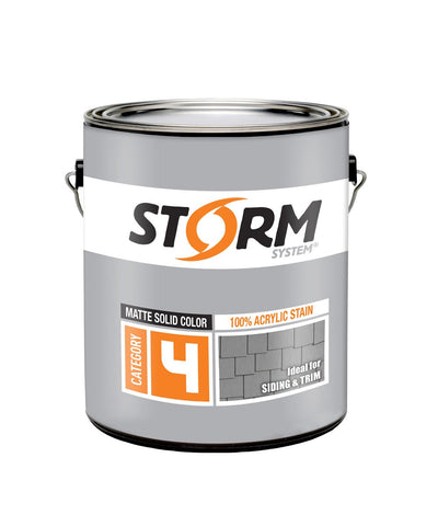 Storm CAT4 Acrylic Stain Matte