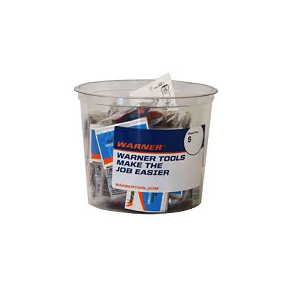 5 Pack Single EdgeRazor Blade Bucket 102, available at Kelly-Moore Paints for Contractors.