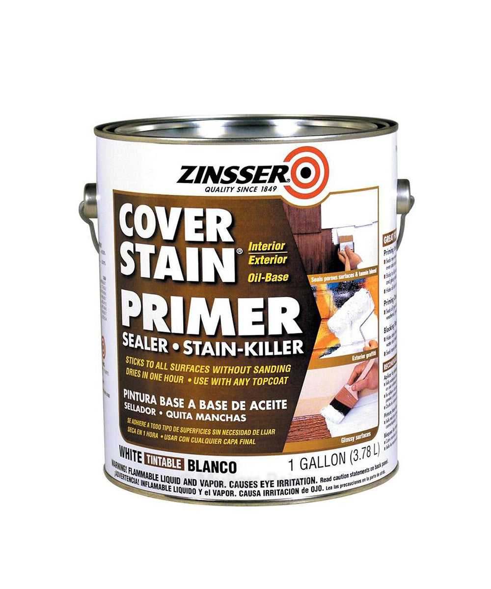 Zinsser Cover Stain Primer (NOT available in CA)