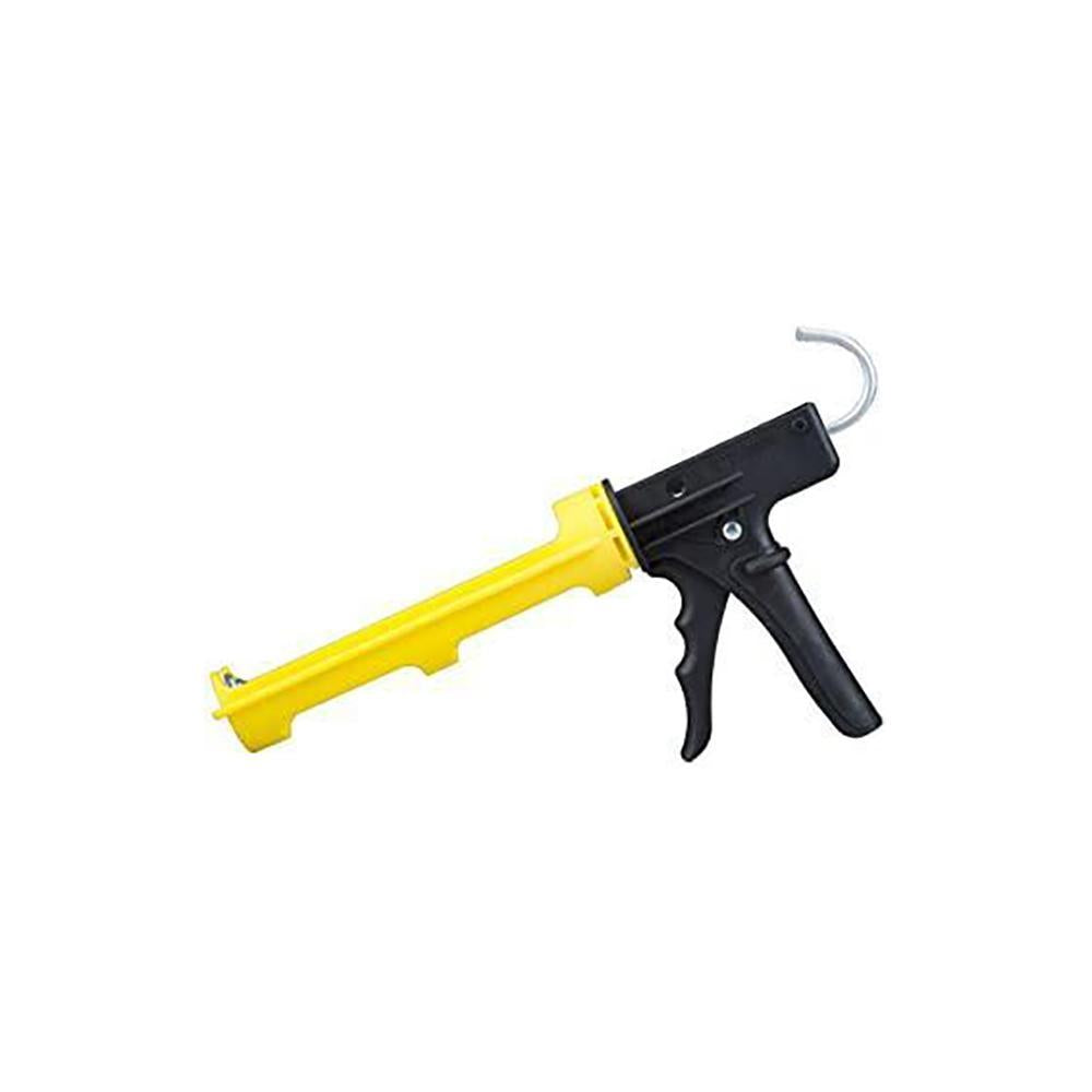 Dripless 10 oz. Rotating Cradle Composite Contractor Caulk Gun ETS2000, available at Kelly-Moore Paints for Contractors.