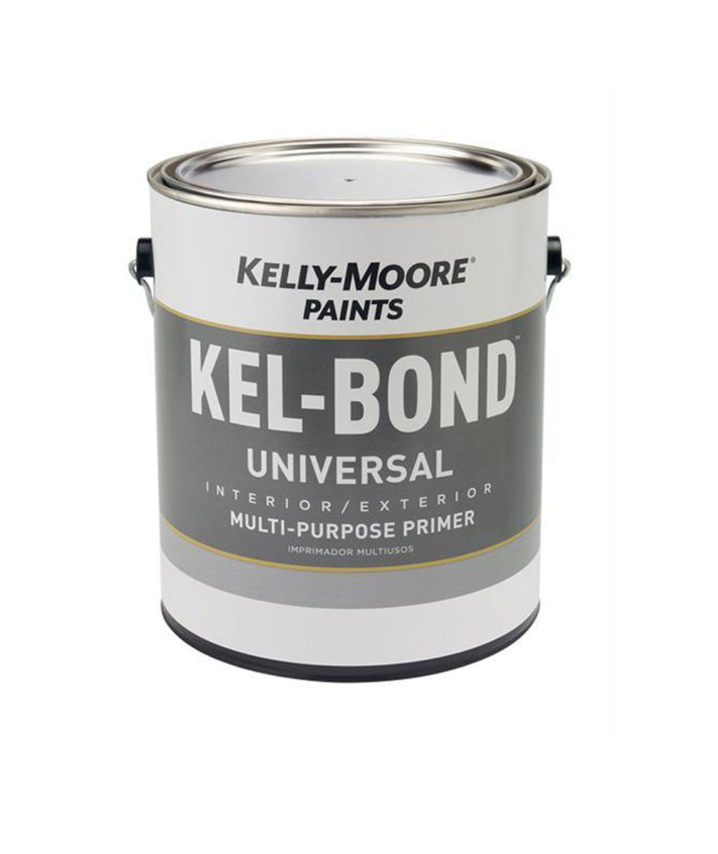 Kelly-Moore Paints Kel-Bond Universal Primer, available at Kelly-Moore Paints for Contractors.
