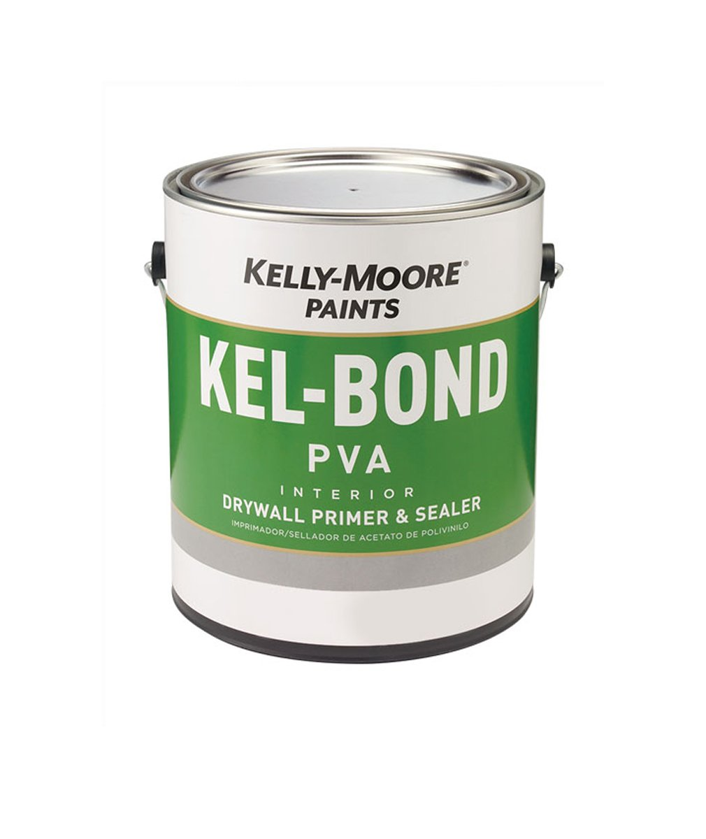 Kel-Bond PVA Primer, available at Kelly-Moore Paints for Contractors.
