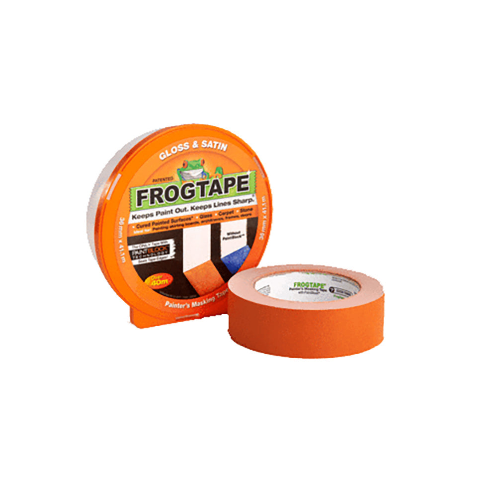 FrogTape Orange Tape (Single Rolls)