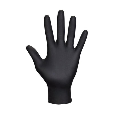 Raven Nitrile Gloves, available at Kelly-Moore Paints for Contractors.
