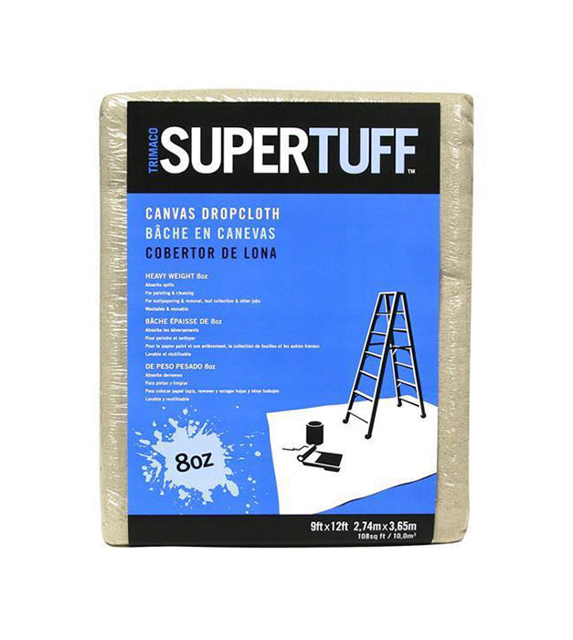 Super Tuff Drop Cloth, available at Kelly-Moore Paints for Contractors.