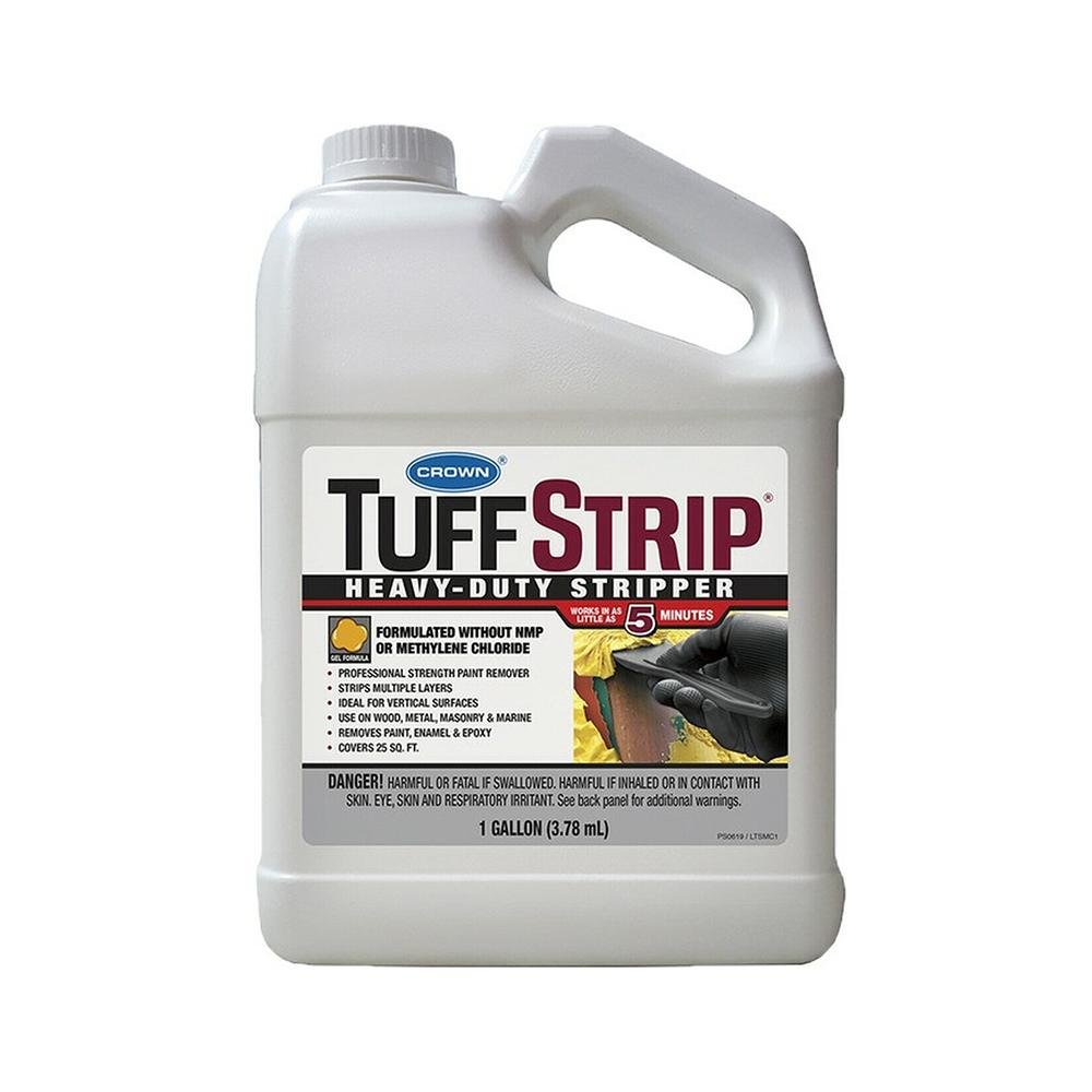Tuff Strip Non-MeCl Heavy Duty Stripper CR.TSMCF.P.41, available at Kelly-Moore Paints for Contractors.