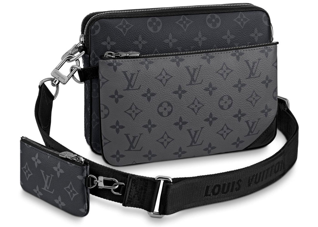 Louis Vuitton Trio Messenger Monogram