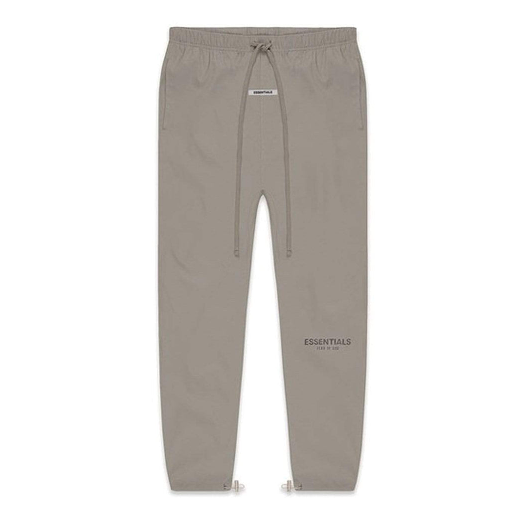 FEAR OF GOD ESSENTIALS TRACK PANTS CEMENT