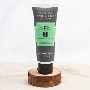 Men's Top Shelf Lotion - I (Timeless & Torrid)