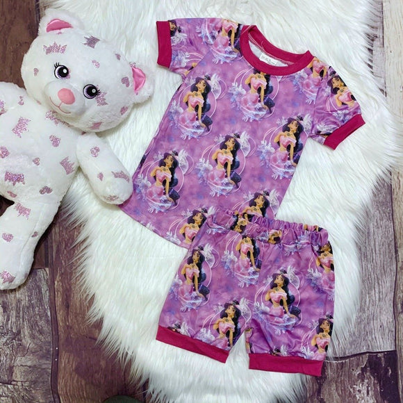 Princess Jasmine Pajamas Set