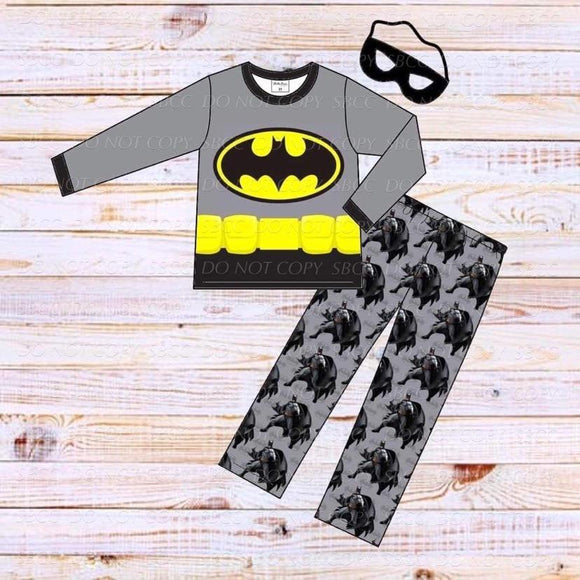 Superhero Loungewear Set-Batman