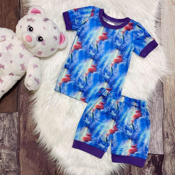 Princess Ariel Pajamas Set