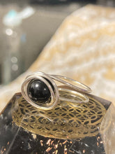 Load image into Gallery viewer, Black Onyx Wrapped Ring