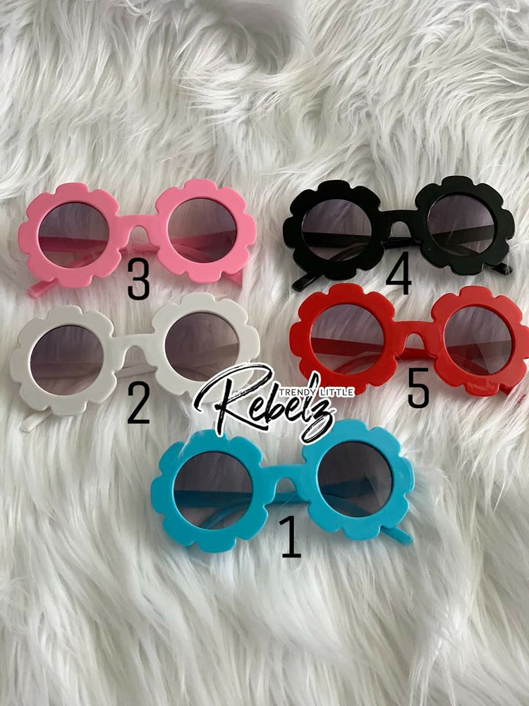 Flower Sunnies RTS
