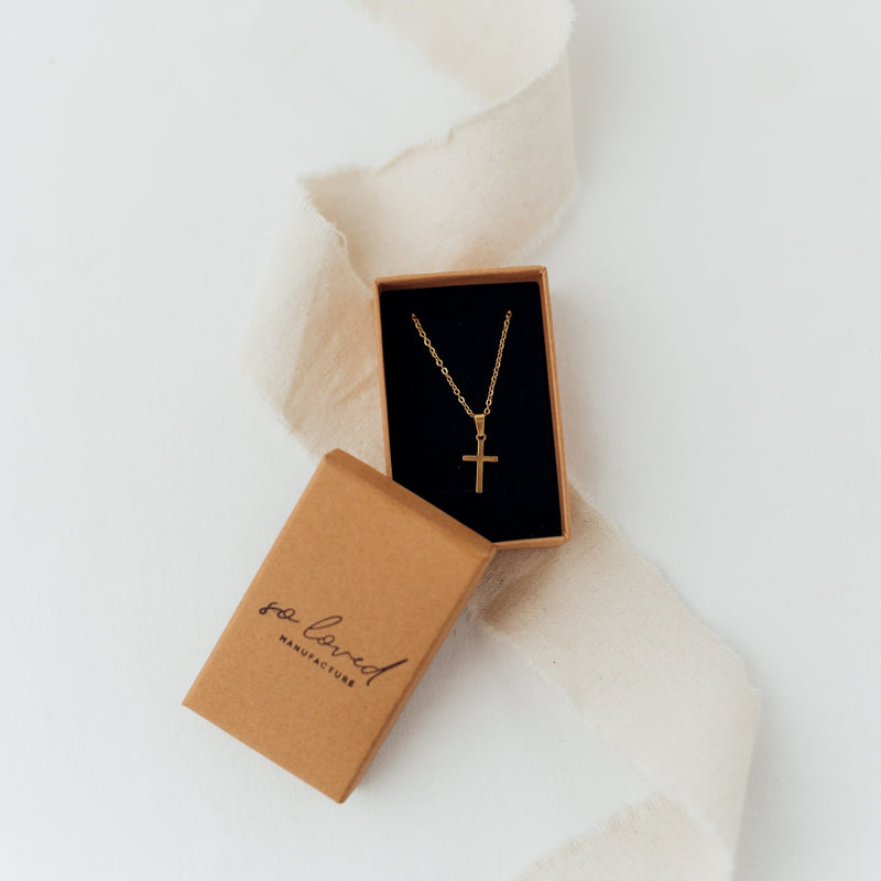 Alive Necklace - So Loved Manufacture