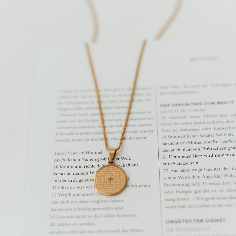 Prayer Necklace - So Loved Manufacture