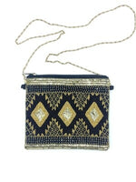 Load image into Gallery viewer, Gold Sequin Bag