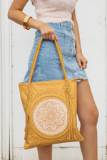 Load image into Gallery viewer, Valentina Leather Tote