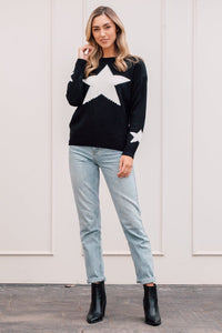 Black Star Jumper