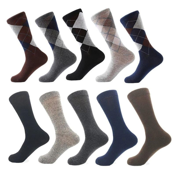 Cotton Crew Socks