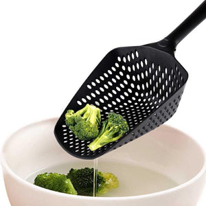 1 Piece Scoop Strainer