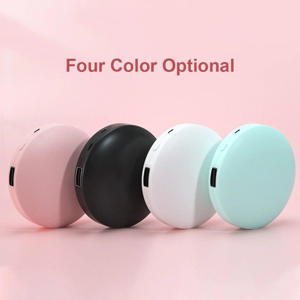 2 in 1 USB Rechargeable Hand Warmer & Power Bank