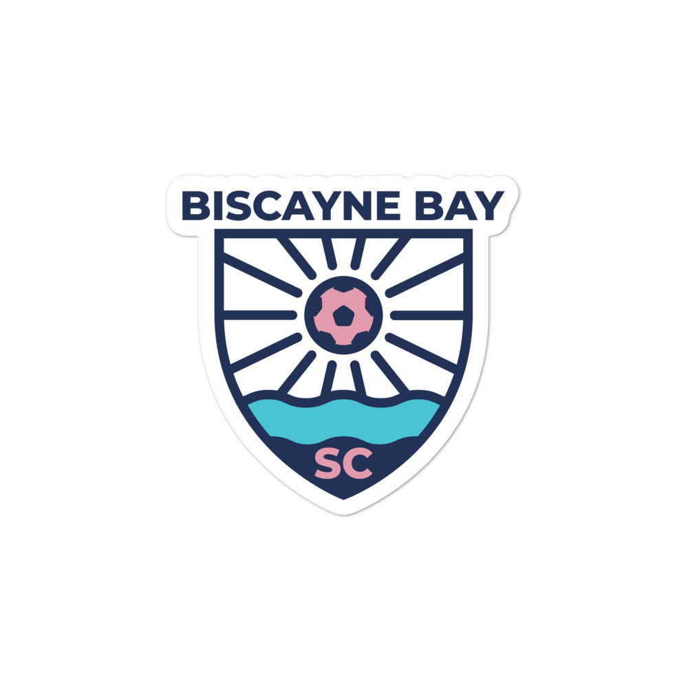Biscayne Bay SC Sticker