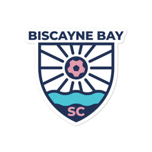 Load image into Gallery viewer, Biscayne Bay SC Sticker